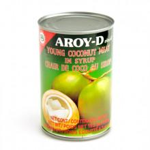Chair de coco au sirop 440g