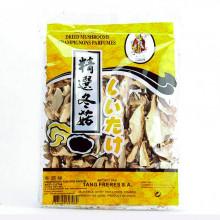 Champignons parfumés (Shiitake) coupés 80g