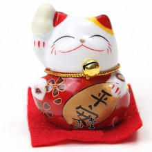 Mini chat maneki