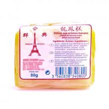 Délice à l'arome de banane (Gâteaux au Bai Toey) 80g