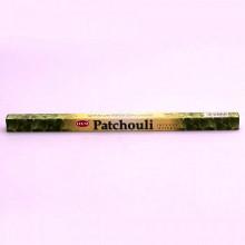 Encens Charbon de bois - Hem Patchouli 8 bâtons