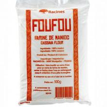 Farine de manioc FOUFOU 100% 500g