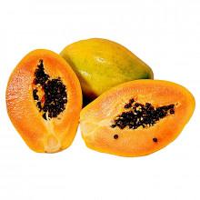 Papaye mûre 1 pièce (environ 1.5kg)