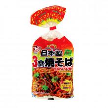 Nouilles sautées fraîches sauce Yakisoba - Itsuki - 510g