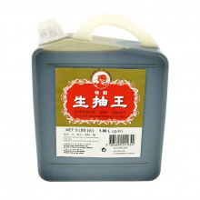 Sauce soja claire - Cock Brand - 1.8L