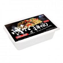 Nouilles fraîches saveur épicé du Sichuan - Yumei -300g