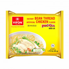 """Soupe de vermicelles saveur poulet """"Phu Gia Miên gà""""-Vifon -50g"""