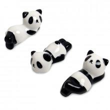 Porte baguette en céramique en forme de Panda-1pièce