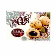 Gâteau fourré mochi sésame-Taïwan dessert- 210g