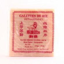 Galettes de riz 19 cm 400g