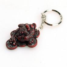 Grenouilles Feng Shui Porte clé