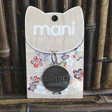 Médaillon Mani the Lucky Cat Charms - Shopping