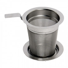 Infuseur à thé filet avec poignet