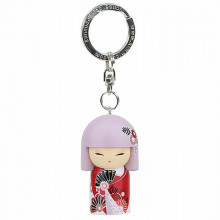 Kimmidoll porte clef MIKOKO - Jeunesse 5 cm