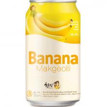 Bière de riz saveur banane 350ml KOOKSOONDANG