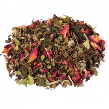 Thé BIO la Rose rencontre la menthe - Asian Market - 100g (