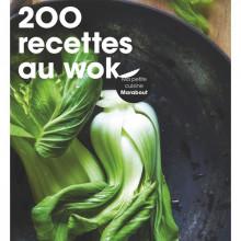 Livre cuisine 200 recettes au wok