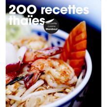 Livre cuisine 200 recettes thaï
