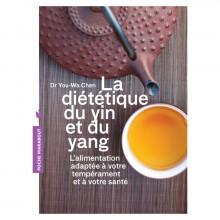 """Livre """"la diététique du yin et du yang"""""""