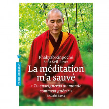 """Livre """" la méditation m'a sauvé"""""""