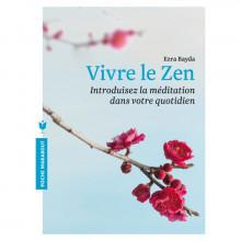 """Livre """"vivre le zen"""""""