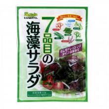 Mélange pour salade aux sept algues avec...