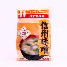 Miso blanc  (shiro miso) 400g