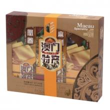 Assortiment de 3 biscuits Macao speciality - 312 g