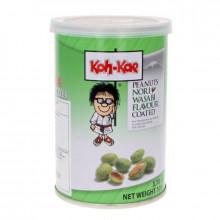 Cacahuète au wasabi avec algue nori 105g
