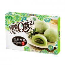 Mochi au thé vert Taiwan dessert - 210g