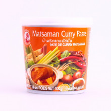 Pâte de curry matsaman 400g