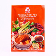 Pâte de curry matsaman 50g
