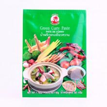 Pâte de curry vert 50g