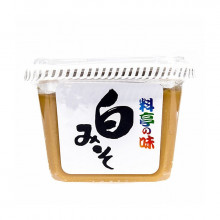 Pâte de Miso blanc (shiro miso) 500g