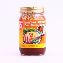 Pâte pour soupe au canard 227g
