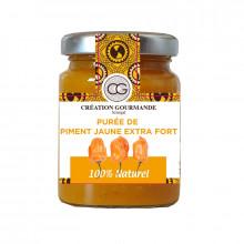 Purée de piment jaune extra forte 100g Senea Food