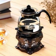 Réchaud pour thé ou fondu en fer