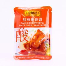 Sauce aigre-douce pour côtes de porc 80g