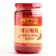 Sauce aux fèves et au piment rouge 368g