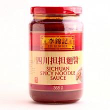 Sauce épicée pour nouilles sichuan 368g