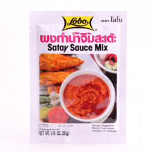 Sauce satay en poudre 50g
