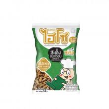 Snack grillons saveur algue nori non frits...