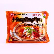 Soupe de nouilles saveur épicé (Ansung...