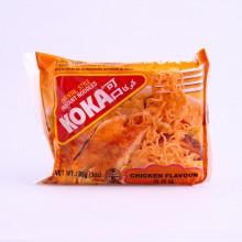 Carton de  30 Soupe de nouilles saveur poulet 85g