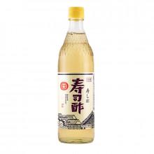 Vinaigre de riz fermenté à sushi sucré salé 600 ml Shi Quan