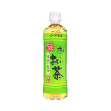 Thé vert Ooi Ocha avec vitamine C 525ml