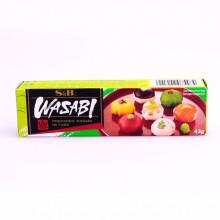 Wasabi en tube S & B 43g