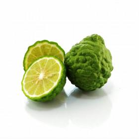 Fruit de combava frais 3 pièces 100g environs