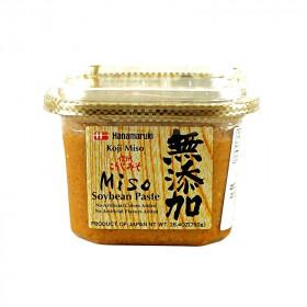 Miso blanc ( Mutenka Kouji miso) Hanamaruki 750g
