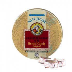 Bonbon aux plantes naturelles Nin Jiom 60g